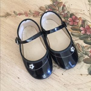 Vintage Mary-Jane Style Baby Shoes